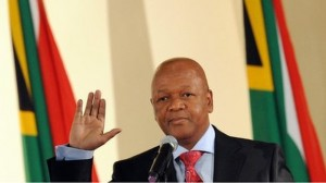 South Africa's Justice Minister Jeff Radebe says the Rwandans violated their diplomatic status