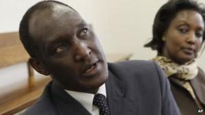 Kayumba Nyamwasa fell out with Rwanda's President Paul Kagame