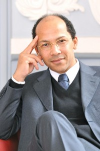 Nicolas Pompigne-Mognard, Founder and CEO of APO (African Press Organization)