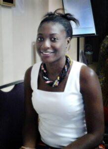 Bernice Dapaah, Ghana Bamboo Bikes Initiative Founder