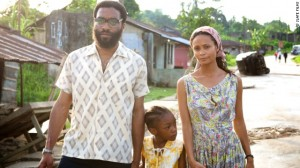 "Directed by Nigerian Biyi Bandele, ""Half of a Yellow Sun"" is a 2013 romantic drama starring Chiwetel Ejiofor and Thandie Newton."