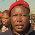 """Julius Malema says he is """"bringing a message of hope"""""""