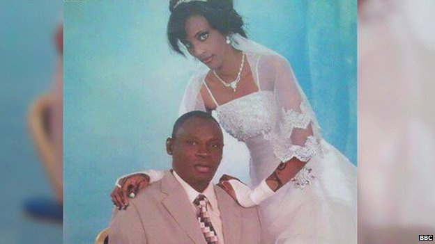 Meriam Yehya Ibrahim Ishag said that as she was brought up a Christian, she had not committed apostasy