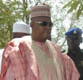 Governor of Borno State, Kashim Shetiima