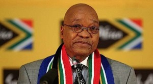 Jacob Zuma is focused on fighting for his political survival and staying out of jail, and the South African economy is in decline. The country is in no position to lead.