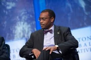 Photo: Akinwunmi Adesina (Hon. Minister of Agriculture)