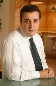 Reinaldo Fiorini, director and location manager of McKinsey's Lagos office