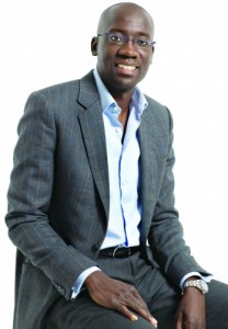 Acha Leke, a director in McKinsey's Nigeria office