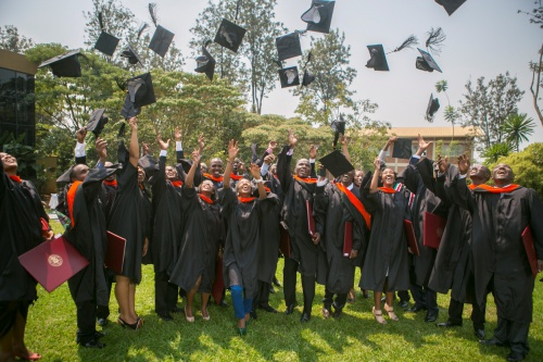 Carnegie Mellon University in Rwanda Graduates Its First Class