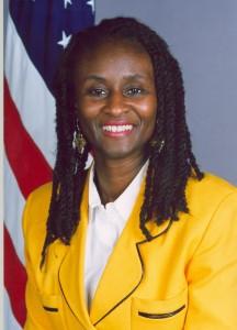Dr. Robin Renée Sanders U.S. Ambassador to Nigeria (2008 - 2010)