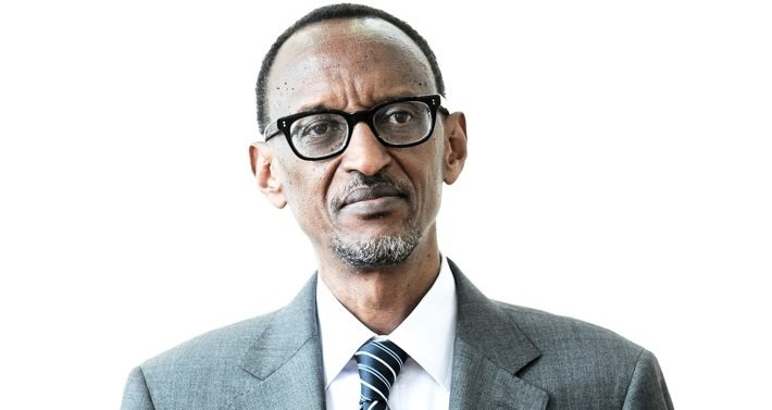 Paul Kagame President, Rwanda. Photo©Vincent Fournier for TAR