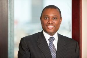 Mr Sim Tshabalala, Chief Executive of Standard Bank Group, Africa's largest bank by assets and market valuation