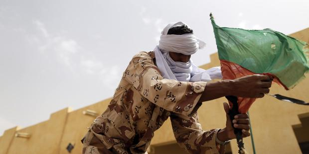 Dozens of children have been recruited to fight by both pro-government militias and armed opposition groups in Mali. © AFP/Getty Images