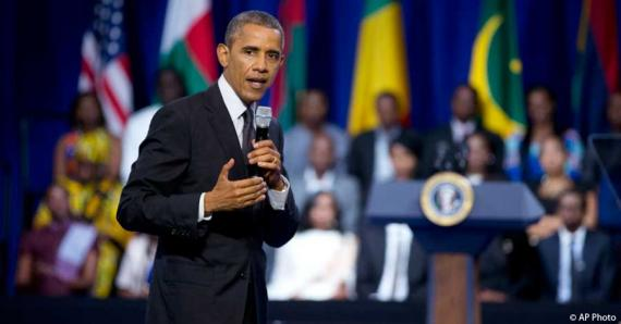 President Obama Speaks at the Presidential Summit for the Mandela Washington Fellowship for Young African Leaders