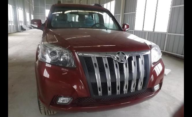 Kantanka brand of SUV that is ready for the market