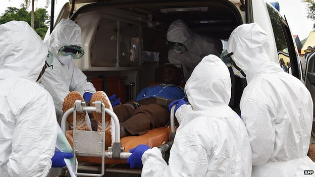 Health systems in West Africa are being severely strained by the Ebola outbreak