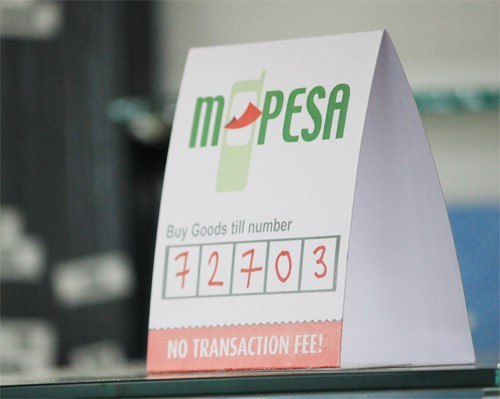 The M-Pesa mobile money transfer system which allows clients to send cash with their telephones has transformed how business is done in east Africa, and is now spreading to Romania. Courtesy Photo
