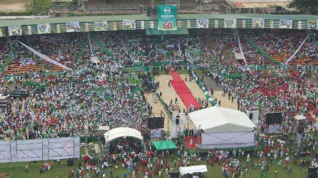 TAN's South-West in Ibadan on August 23, 2014… Photo Credit: TAN