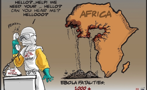 More than 2,500 people have died from Ebola so far