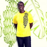 A picture of a matooke, a staple food in central and south western Uganda is featured on this t-shirt as part of the company's In Your Face series.