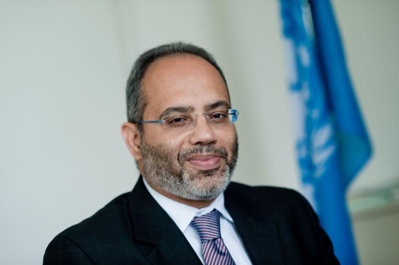 Carlos Lopes, Executive Secretary of the ECA