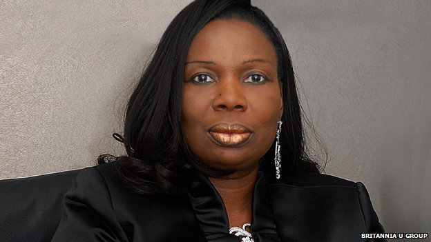 Catherine Uju Ifejika is one of Africa's few female oil industry bosses