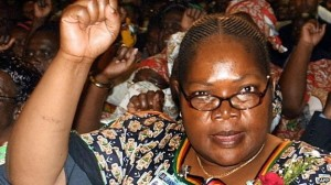 Vice-President Joyce Mujuru is seen as a leading contender to succeed President Mugabe