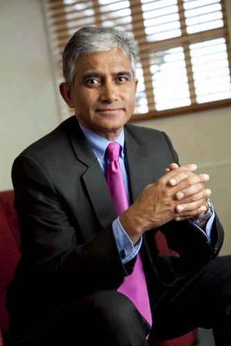 Suresh Kana, PwC Africa Senior Partner