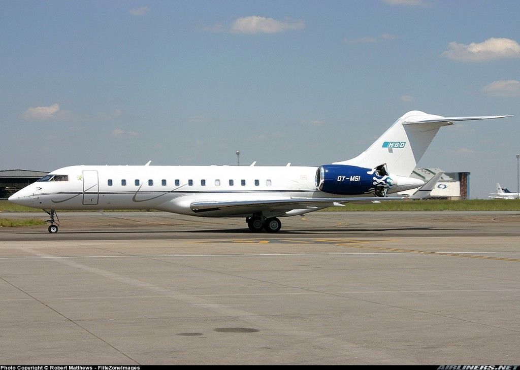 A-global-aviation-plane