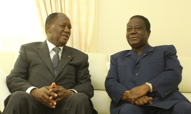 From Foes to Friends, President Ouattara and Former President Bedie