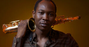 Seun Kuti. Photo: Ynaija
