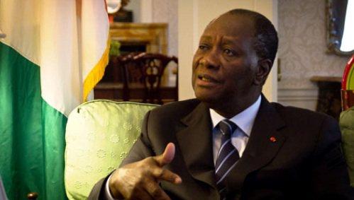 President Alassane Ouattara