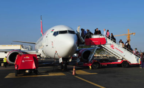 Photo: Capital FM Kenya airways to resume flights to West Africa (file photo).