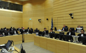 Photo: Thijs Bouwknegt/RNW International Criminal Court in the Hague (file photo).