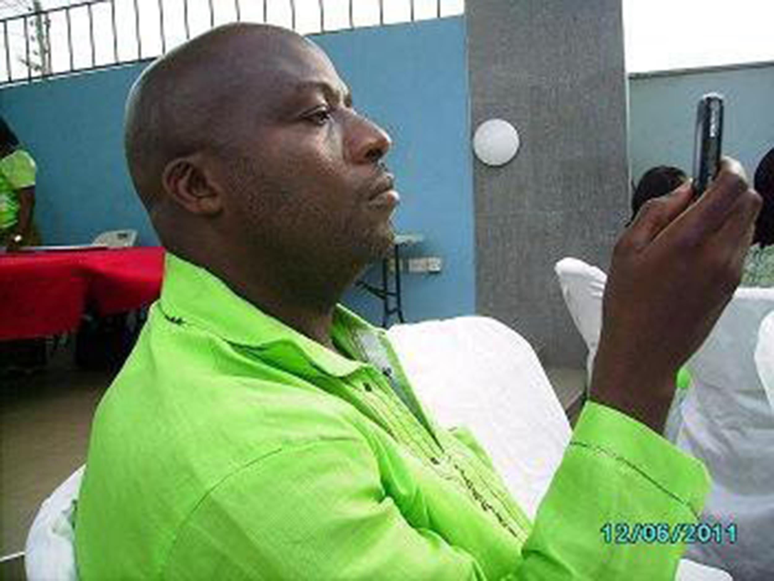 Thomas Eric Duncan,Liberian National died of Ebola in Texas,USA
