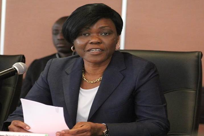 H.E. Ms. Kaba Nialé, Minister to the Prime Minister in charge of Economy and Finance, Côte-d'Ivoire
