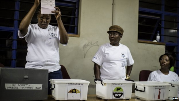 Vote counting got off to a bad start due to delays in delivery of ballots to counting stations