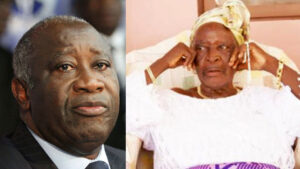 Gbagbo andMarguerite-Gado