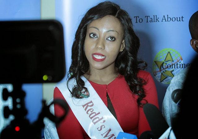 Miss Tanzania, 2014 Sitty Abbas Mtemvu