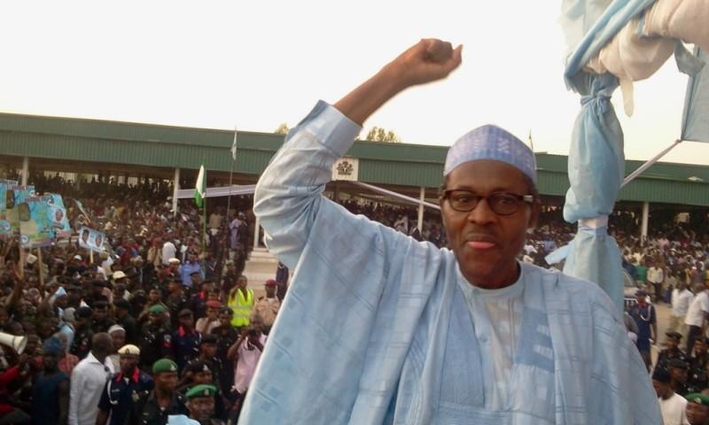 Muhammadu Buhari, APC presidential aspirant