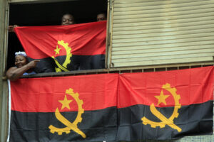 Angola's recent election to the UN Security Council is part of a wider bid to polish its veteran president's image and transform the fast emerging oil-rich country into a regional powerhouse (AFP Photo/Khaled Desouki)