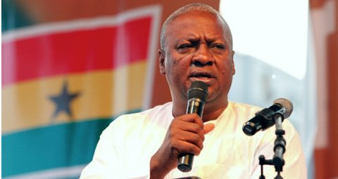 PRESIDENT OF GHANA, JOHN MAHAMA. PHOTO©REUTERS