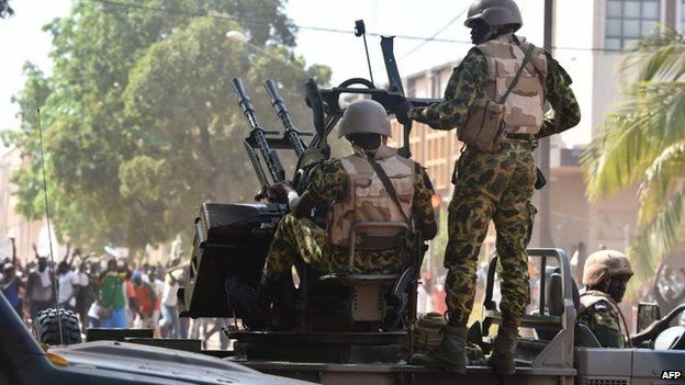 The security forces failed to quell the protests