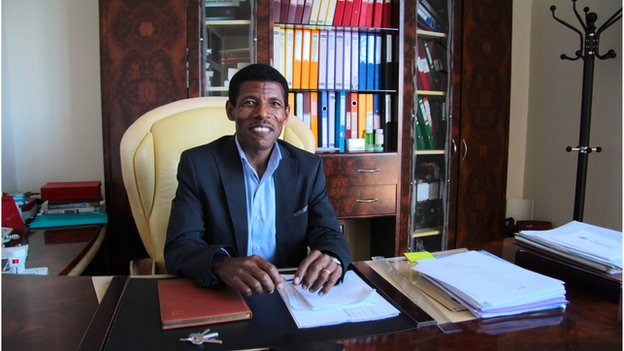 Gebrselassie wants new investors to come to Ethiopia