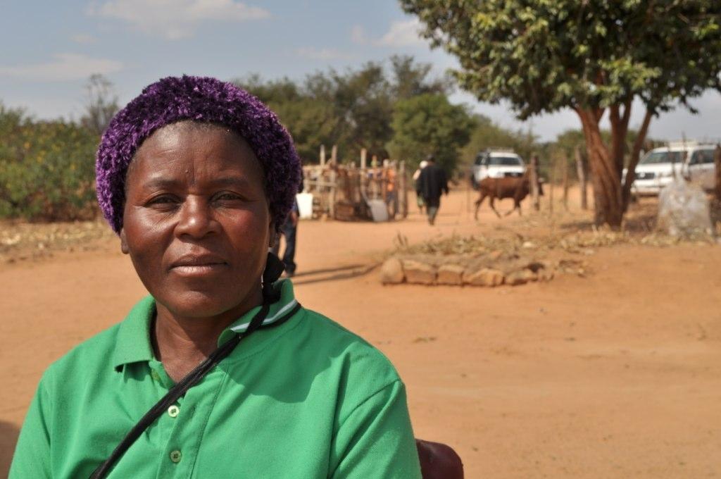 Bellah Mabhungo Jessica Hartl, USAID