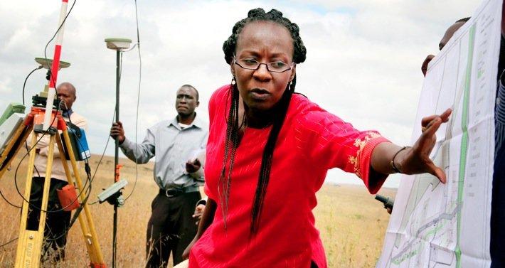 Catherine Adeya Acting CEO, Konza Technopolis Development Authority, Kenya. Photo©Diana Ngila/Nation Media Group
