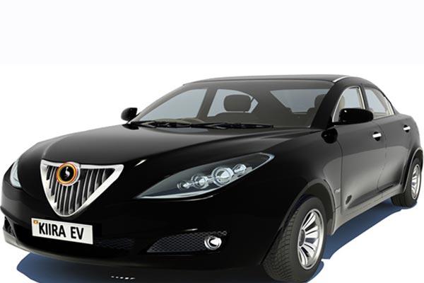The Ugandan hybrid KIIRA EV SMART. PHOTO | COURTESY