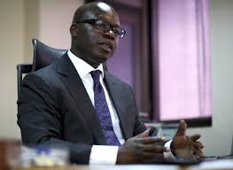 Group Chief Executive, Oando PLC