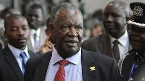 Michael Sata died in London
