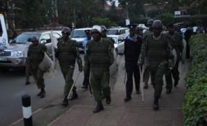 Photo: Capital FM Police on the spot over Mombasa killings (file photo).